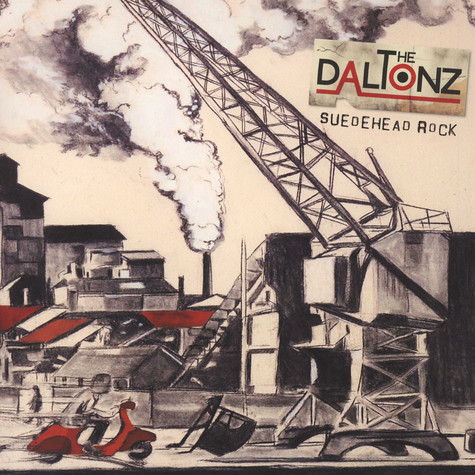 Daltonz - Suedehead Rock (+Cd)
