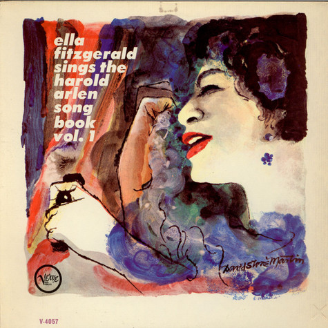Ella Fitzgerald - Ella Fitzgerald Sings The Harold Arlen Song Book Vol.1