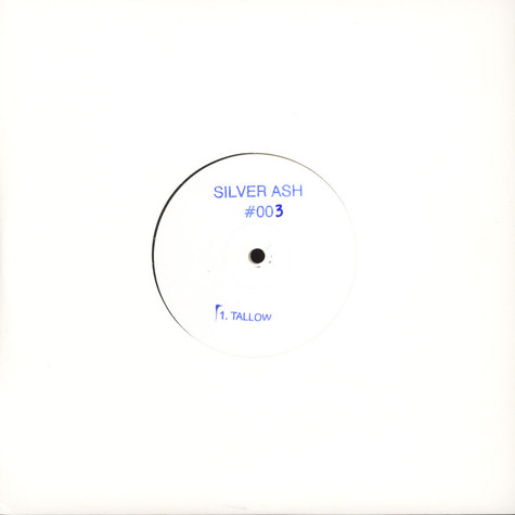 Unknown Artist - Silver Ash #003