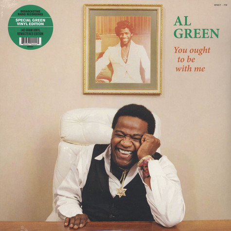 Al Green - You Ought To Be With Me: Live At Soul In New York City - January 13, 1973