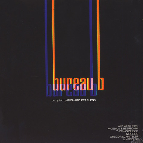 V.A. - Bureau B Kollektion 04 -  Complied By Richard Fearless - Part B