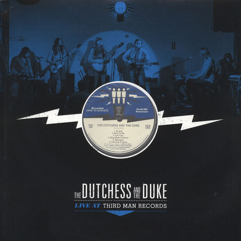 Dutchess and The Duke, The - Third Man Live