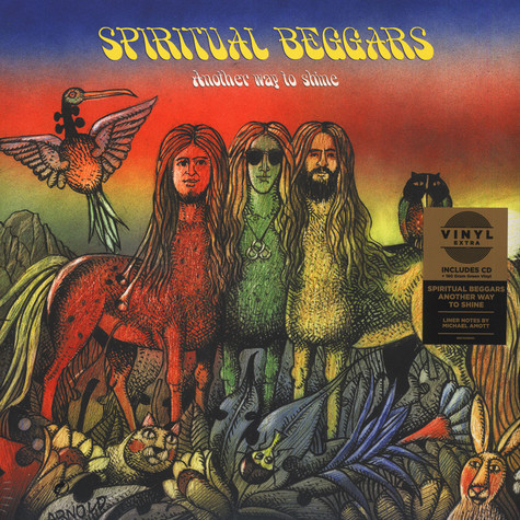 Spiritual Beggars - Another Way To Shine