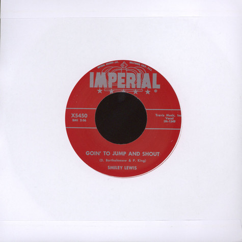 Smiley Lewis - Go On Fool / Goin' To Jump And Shout