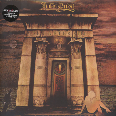 Judas Priest - Sin After Sin Colour Vinyl Edition