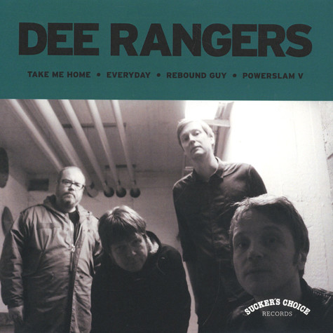 Dee Rangers - Take Me Home