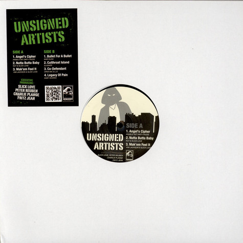 V.A. - Unsigned Artists