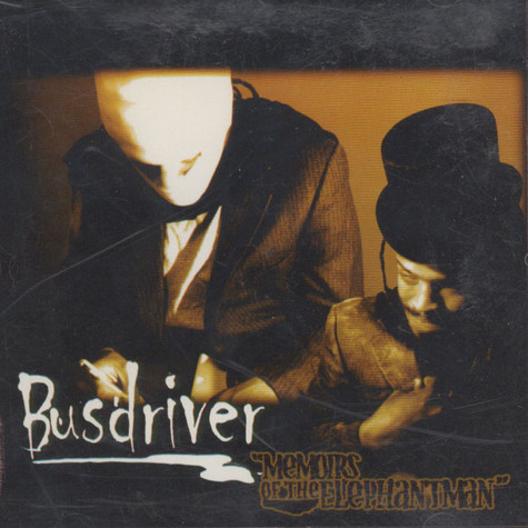 Busdriver - Memoirs Of The Elephantman