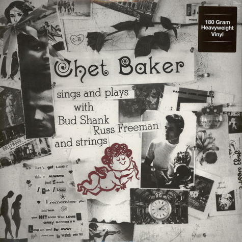 Chet Baker - Sings And Plays 180g Vinyl Edition