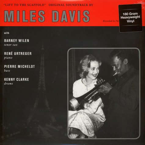 Miles Davis - OST Lift To The Scaffold 180g Vinyl Edition