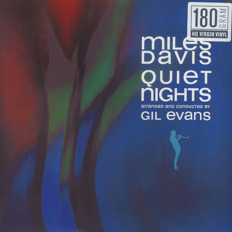 Miles Davis - Quiet Nights 180g Vinyl Edition