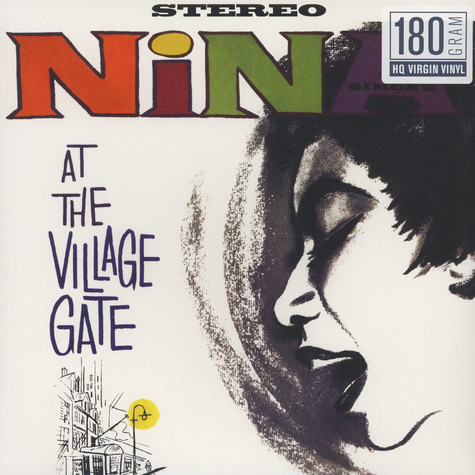 Nina Simone - At The Village Gate 180g Vinyl Edition
