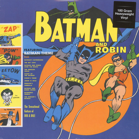 Sun Ra Arkestra & Blues Project - Batman & Robin 180g Vinyl Edition