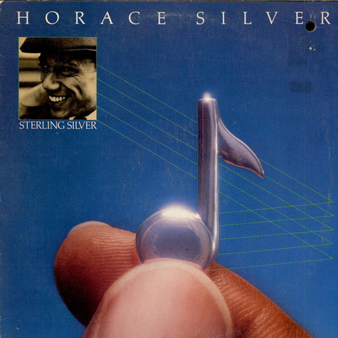 Horace Silver - Sterling Silver
