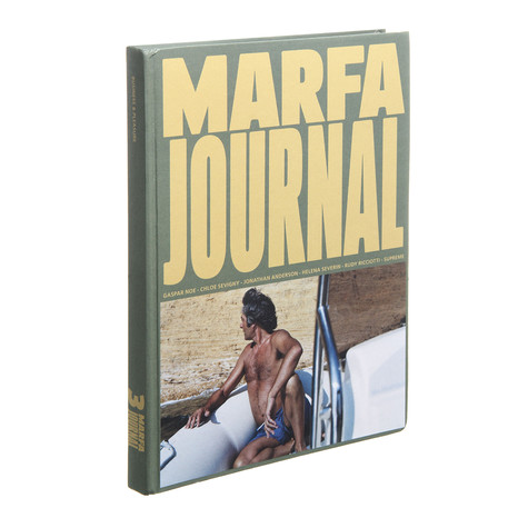 Marfa Journal - Issue 3 - The Daddy Issue