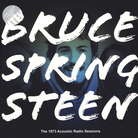 Bruce Springsteen - The 1973 Acoustic Radio Sessions Clear Vinyl Edition