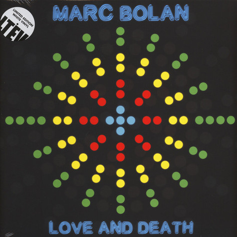 Marc Bolan - Love And Death