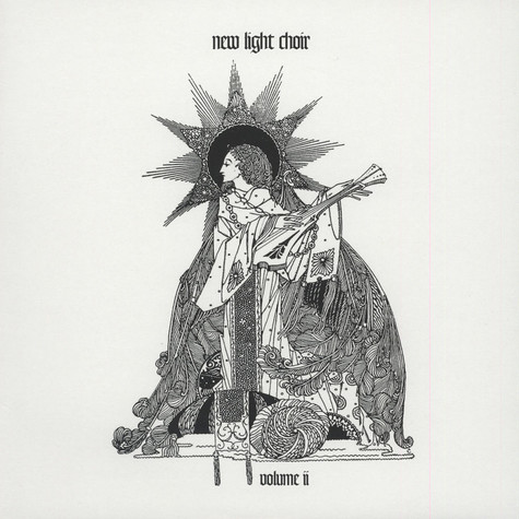 New Light Choir - Volume II Black Vinyl Edition