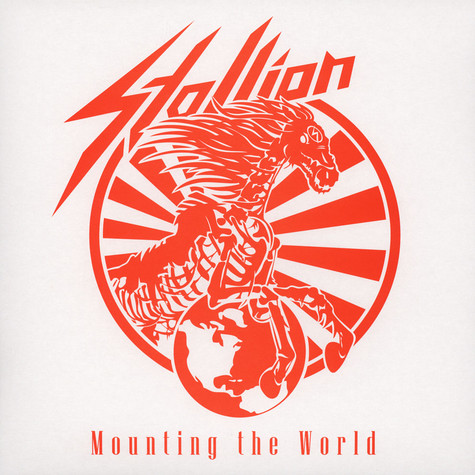 Stallion - Mounting The World Colored Vinyl Edition