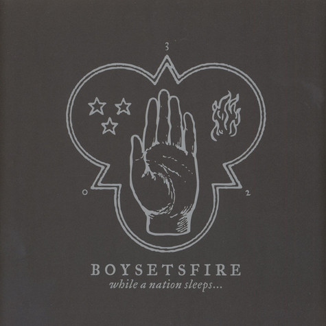 Boysetsfire - While A Nation Sleeps Gold Vinyl Edition