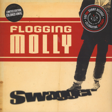 Flogging Molly - Swagger Colored Vinyl Edition
