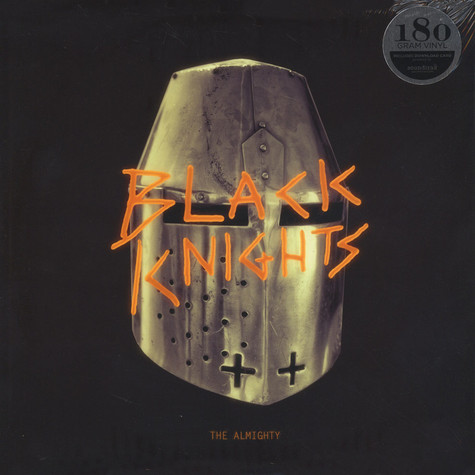 Black Knights - The Almighty EP
