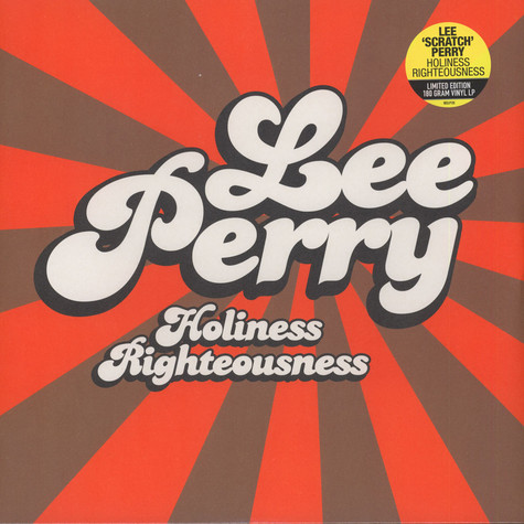 Lee Perry - Holiness Righteousness