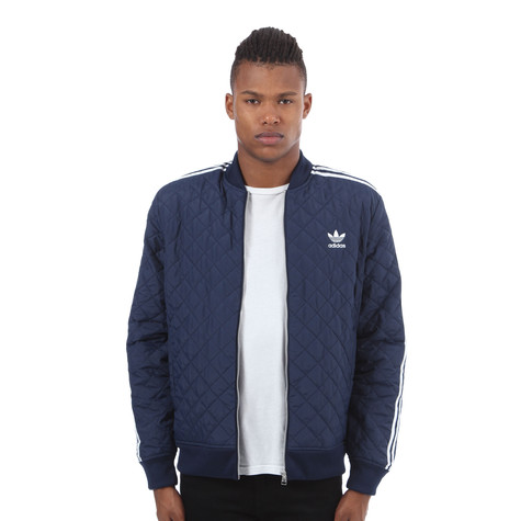 adidas - Quilted Superstar Jacket