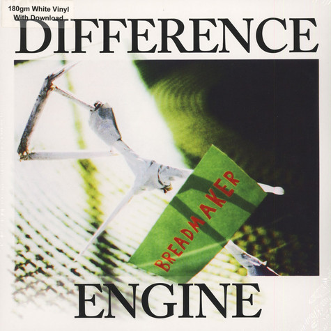 Difference Engine - Breadmaker White Vinyl Edition