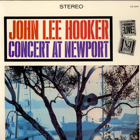 John Lee Hooker - Concert At Newport