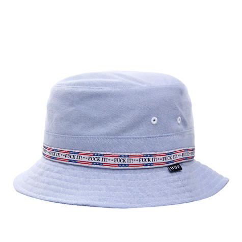 HUF - Fuck It Oxford Bucket Hat