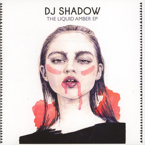 DJ Shadow - The Liquid Amber EP