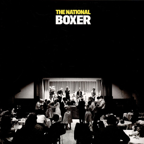 National, The - Boxer