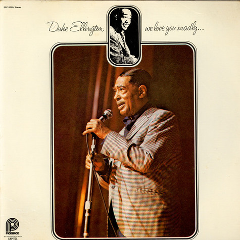 Duke Ellington - We Love You Madly