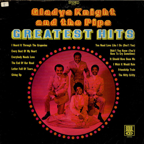 Gladys Knight And The Pips - Greatest Hits