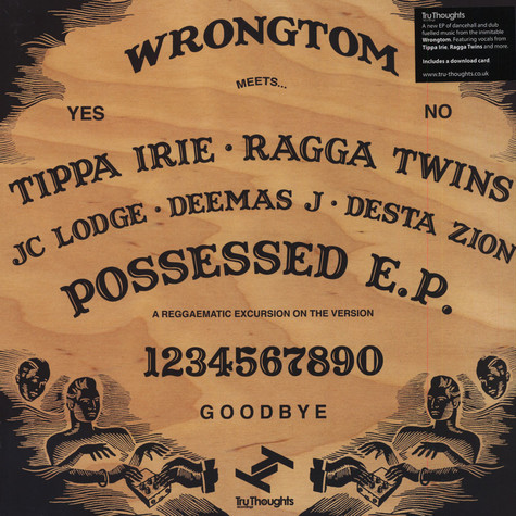 Wrongtom - Possessed EP