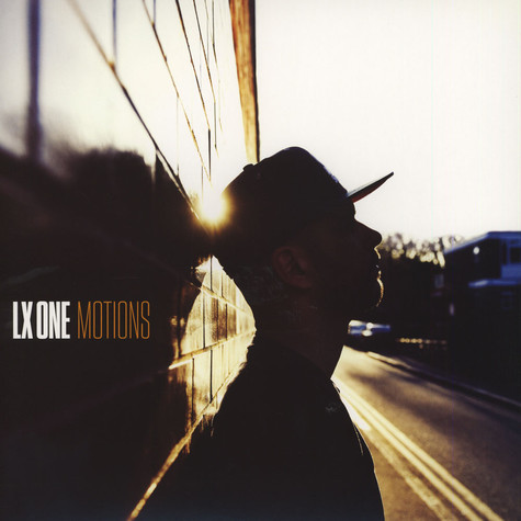 LX One - Motions LP