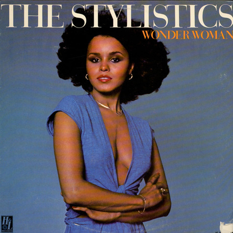Stylistics, The - Wonder Woman