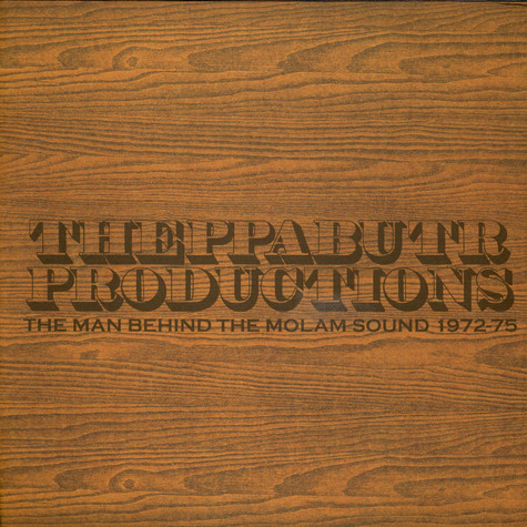 V.A. - Theppabutr Productions: The Man Behind The Molam Sound 1972-75