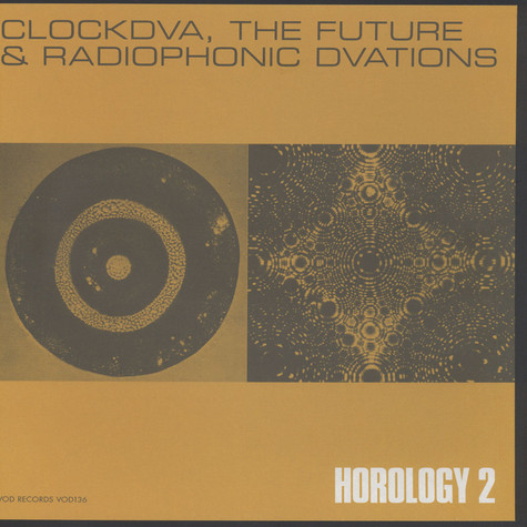 Clock DVA - The Future & Radiophonic Dvations