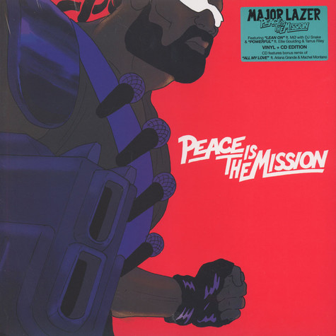 Major Lazer - Peace Is The Mission