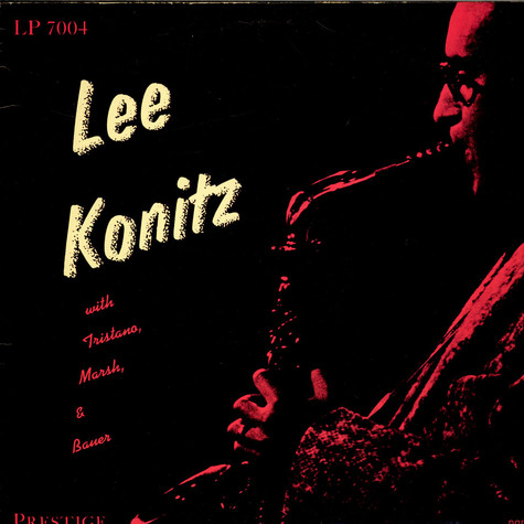 Lee Konitz With Lennie Tristano, Warne Marsh & Billy Bauer - Subconscious-Lee
