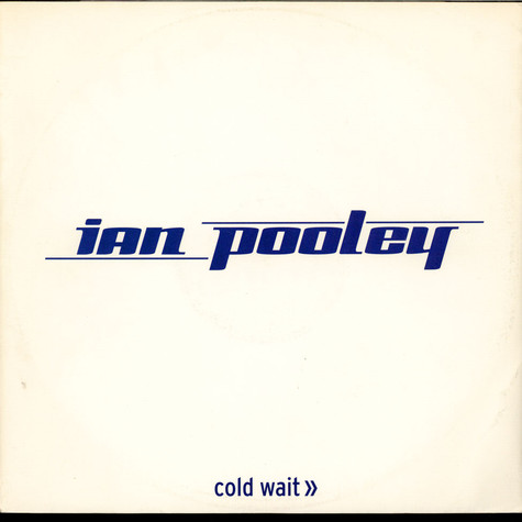 Ian Pooley - Cold Wait