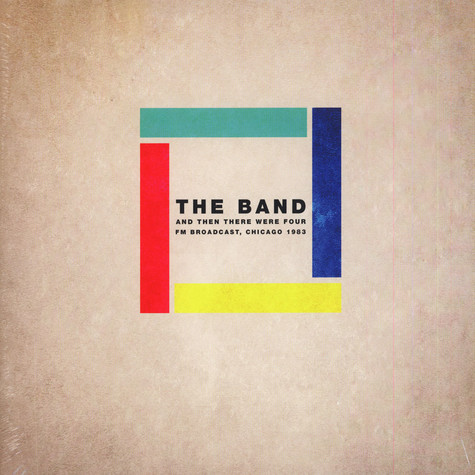 Band, The - And Then There Were Four
