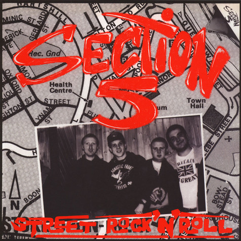 Section 5 - Street Rock'N'Roll