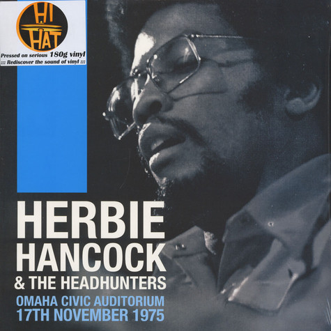 Herbie Hancock & The Headhunters - Omaha Civic Auditorium