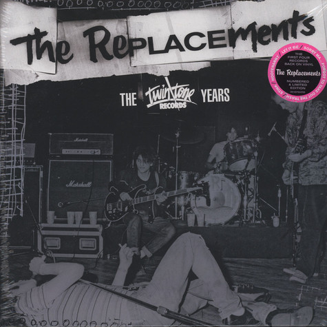 Replacements, The - The Twin / Tone Years
