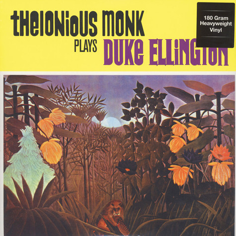 Thelonious Monk - Plays Duke Ellington 180g Vinyl Edition