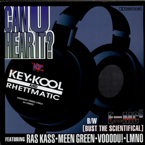 Key-Kool & Rhettmatic - Can U Hear It?
