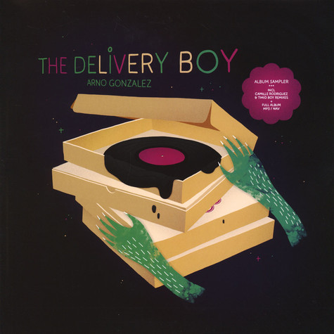 Arno Gonzalez - The Delivery Boy